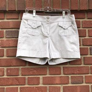 White House Black Market Studded Shorts